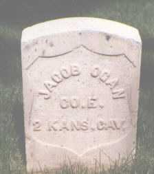 OGAN, JACOB - El Paso County, Colorado | JACOB OGAN - Colorado Gravestone Photos