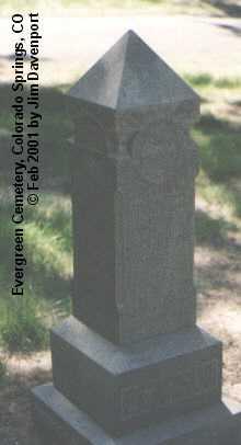 PEARSON, J. GRANT - El Paso County, Colorado | J. GRANT PEARSON - Colorado Gravestone Photos
