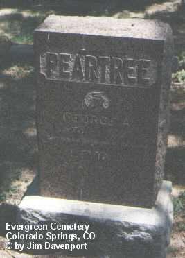 PEARTREE, LETTA D. - El Paso County, Colorado | LETTA D. PEARTREE - Colorado Gravestone Photos