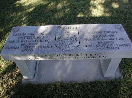 QUINLAN, ANDREW T. - El Paso County, Colorado | ANDREW T. QUINLAN - Colorado Gravestone Photos