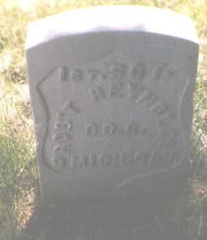 REYNOLDS, ROBERT - El Paso County, Colorado | ROBERT REYNOLDS - Colorado Gravestone Photos