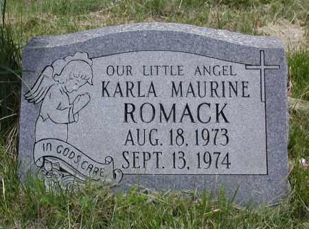ROMACK, KARLA M. - El Paso County, Colorado | KARLA M. ROMACK - Colorado Gravestone Photos