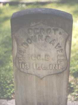 ROUNSAVELL, MILTON H. - El Paso County, Colorado   MILTON H. ROUNSAVELL - Colorado Gravestone Photos
