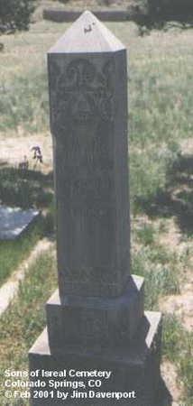 SAMUELSON, PHILIP - El Paso County, Colorado | PHILIP SAMUELSON - Colorado Gravestone Photos