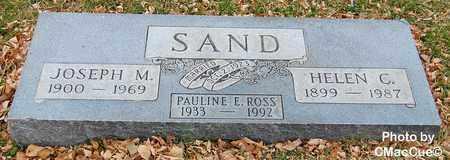 ROSS, PAULINE E. - El Paso County, Colorado | PAULINE E. ROSS - Colorado Gravestone Photos