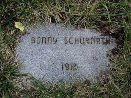 SCHUBARTH, BONNY - El Paso County, Colorado | BONNY SCHUBARTH - Colorado Gravestone Photos