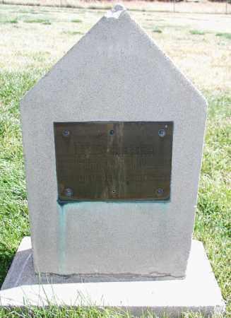 SCHUBARTH, H. L. - El Paso County, Colorado   H. L. SCHUBARTH - Colorado Gravestone Photos