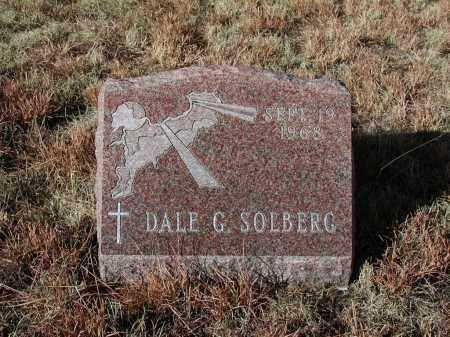SOLBERG, DALE G. - El Paso County, Colorado   DALE G. SOLBERG - Colorado Gravestone Photos