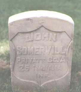 SOMERVILL, JOHN - El Paso County, Colorado   JOHN SOMERVILL - Colorado Gravestone Photos