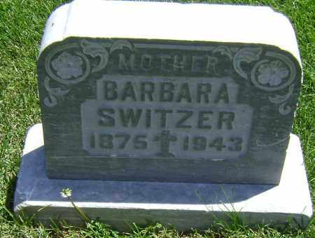 SWITZER, BARBARA - El Paso County, Colorado | BARBARA SWITZER - Colorado Gravestone Photos