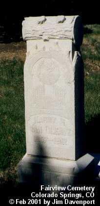 VAN CLEAVE, HARRY S. - El Paso County, Colorado   HARRY S. VAN CLEAVE - Colorado Gravestone Photos