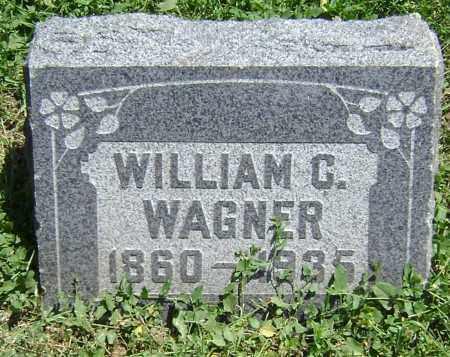 WAGNER, WILLIAM C - El Paso County, Colorado | WILLIAM C WAGNER - Colorado Gravestone Photos