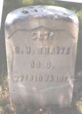 WHAITE, G. N. - El Paso County, Colorado | G. N. WHAITE - Colorado Gravestone Photos