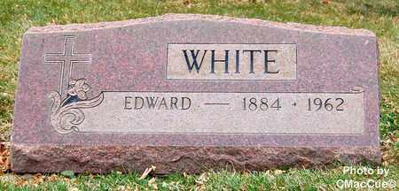 WHITE, EDWARD - El Paso County, Colorado | EDWARD WHITE - Colorado Gravestone Photos