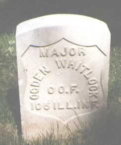 WHITLOCK, OGDEN - El Paso County, Colorado | OGDEN WHITLOCK - Colorado Gravestone Photos