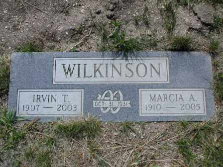 WILKINSON, MARCIA - El Paso County, Colorado | MARCIA WILKINSON - Colorado Gravestone Photos