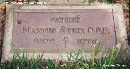 ARNO, MARTIN - Fremont County, Colorado   MARTIN ARNO - Colorado Gravestone Photos