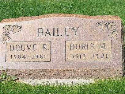 WETMORE BAILEY, DORIS - Fremont County, Colorado | DORIS WETMORE BAILEY - Colorado Gravestone Photos