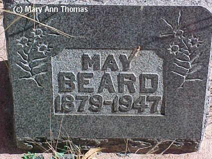 BEARD, MAY - Fremont County, Colorado | MAY BEARD - Colorado Gravestone Photos