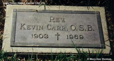 CARR, KEVIN - Fremont County, Colorado   KEVIN CARR - Colorado Gravestone Photos
