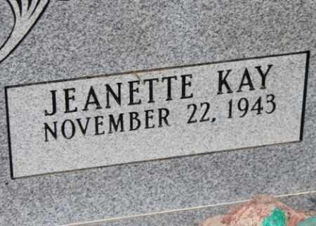 CHAPPEL, JEANETTE KAY - Fremont County, Colorado   JEANETTE KAY CHAPPEL - Colorado Gravestone Photos