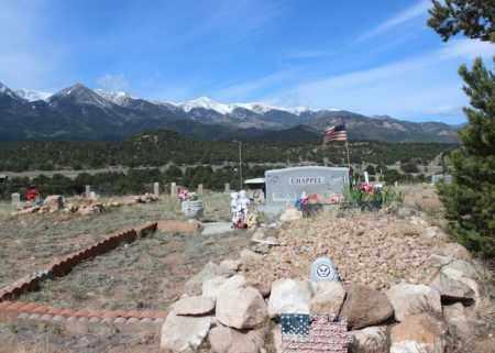 CHAPPEL, JEANETTE - Fremont County, Colorado | JEANETTE CHAPPEL - Colorado Gravestone Photos