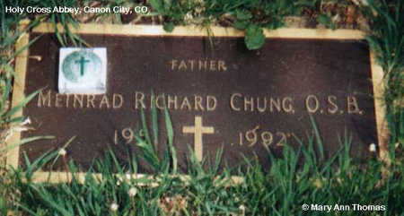 CHUNG, MEINRAND RICHARD - Fremont County, Colorado | MEINRAND RICHARD CHUNG - Colorado Gravestone Photos