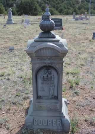 COOPER, ANNIE O - Fremont County, Colorado | ANNIE O COOPER - Colorado Gravestone Photos