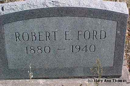 FORD, ROBERT E. - Fremont County, Colorado | ROBERT E. FORD - Colorado Gravestone Photos