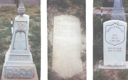 FULLER, JOHN S. - Fremont County, Colorado   JOHN S. FULLER - Colorado Gravestone Photos