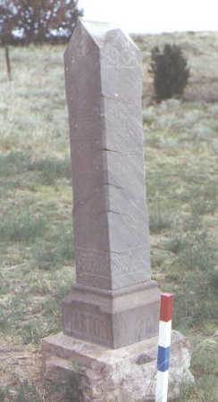 GASTON, GEORGE W. - Fremont County, Colorado | GEORGE W. GASTON - Colorado Gravestone Photos