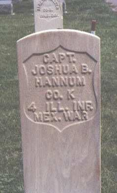 HANNUM, JOSHUA B. - Fremont County, Colorado | JOSHUA B. HANNUM - Colorado Gravestone Photos