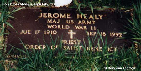 HEALY, JEROME - Fremont County, Colorado | JEROME HEALY - Colorado Gravestone Photos