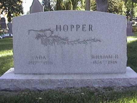 HOPPER, ADA - Fremont County, Colorado | ADA HOPPER - Colorado Gravestone Photos