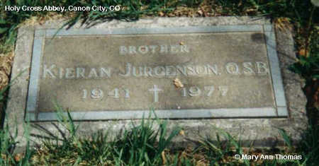 JURGENSON, KIERAN - Fremont County, Colorado | KIERAN JURGENSON - Colorado Gravestone Photos