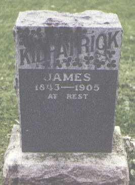 KILPATRICK, JAMES - Fremont County, Colorado   JAMES KILPATRICK - Colorado Gravestone Photos