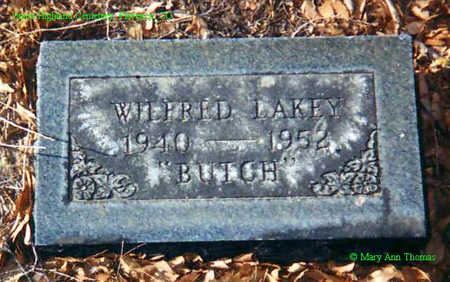 LAKEY, WILFRED - Fremont County, Colorado | WILFRED LAKEY - Colorado Gravestone Photos