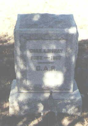 MCRAY, CHARLES E. - Fremont County, Colorado | CHARLES E. MCRAY - Colorado Gravestone Photos