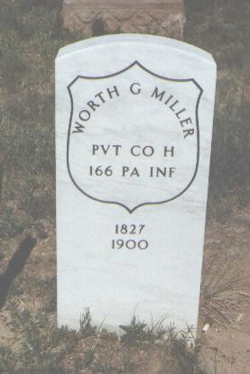 MILLER, WORTH G. - Fremont County, Colorado | WORTH G. MILLER - Colorado Gravestone Photos