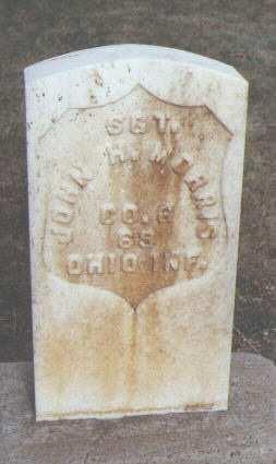 MORRIS, JOHN H. - Fremont County, Colorado   JOHN H. MORRIS - Colorado Gravestone Photos