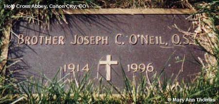 O'NEIL, JOSEPH C. - Fremont County, Colorado | JOSEPH C. O'NEIL - Colorado Gravestone Photos