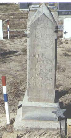 PENNEY, JOHN H. - Fremont County, Colorado | JOHN H. PENNEY - Colorado Gravestone Photos