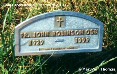 ROBINSON, JOHN - Fremont County, Colorado | JOHN ROBINSON - Colorado Gravestone Photos