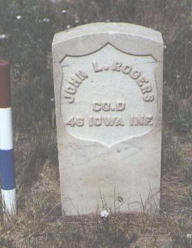 ROGERS, JOHN L. - Fremont County, Colorado | JOHN L. ROGERS - Colorado Gravestone Photos