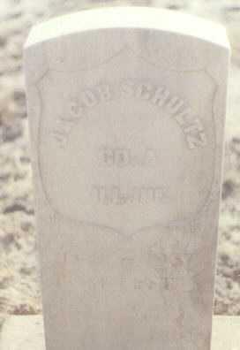SCHULTZ, JACOB - Fremont County, Colorado | JACOB SCHULTZ - Colorado Gravestone Photos