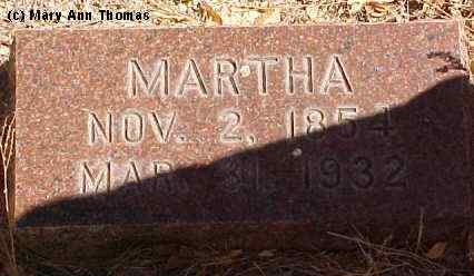 SHAEFFER, MARTHA - Fremont County, Colorado | MARTHA SHAEFFER - Colorado Gravestone Photos
