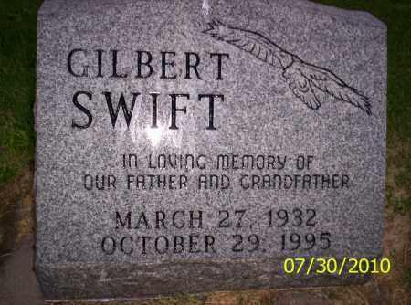 SWIFT, GILBERT - Fremont County, Colorado | GILBERT SWIFT - Colorado Gravestone Photos