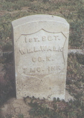 WALK, WM. L. - Fremont County, Colorado   WM. L. WALK - Colorado Gravestone Photos