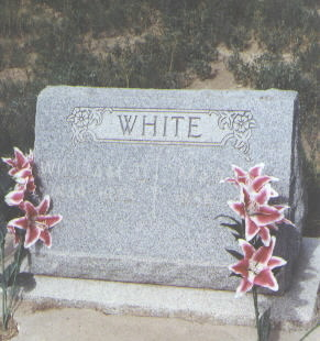 WHITE, MARY J. - Fremont County, Colorado | MARY J. WHITE - Colorado Gravestone Photos