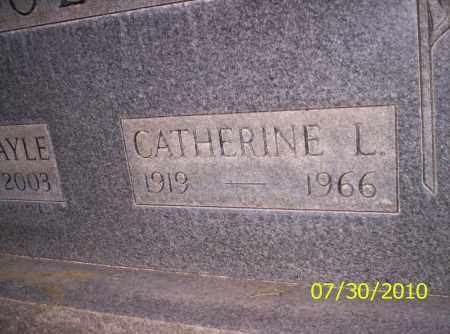 WILCOX, CATHERINE L - Fremont County, Colorado | CATHERINE L WILCOX - Colorado Gravestone Photos
